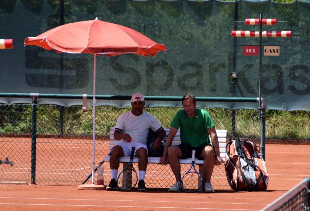 Mehdi Benarbi & Peter Hagmüller