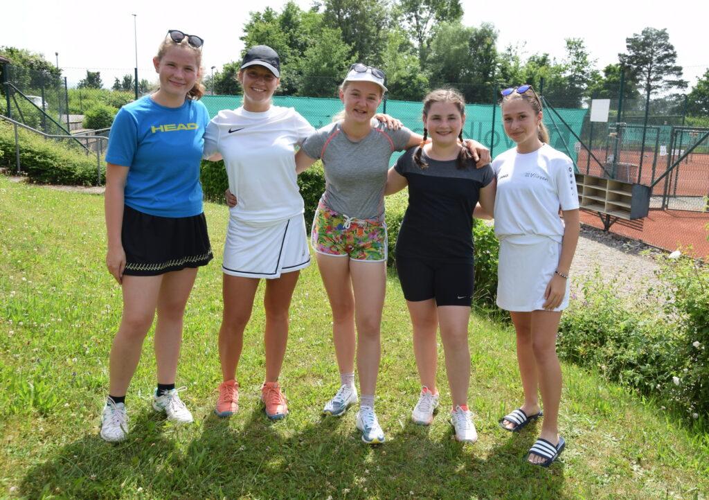 U15 Juniorinnen 2021